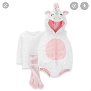 Carter's Unicorn Halloween Outfit